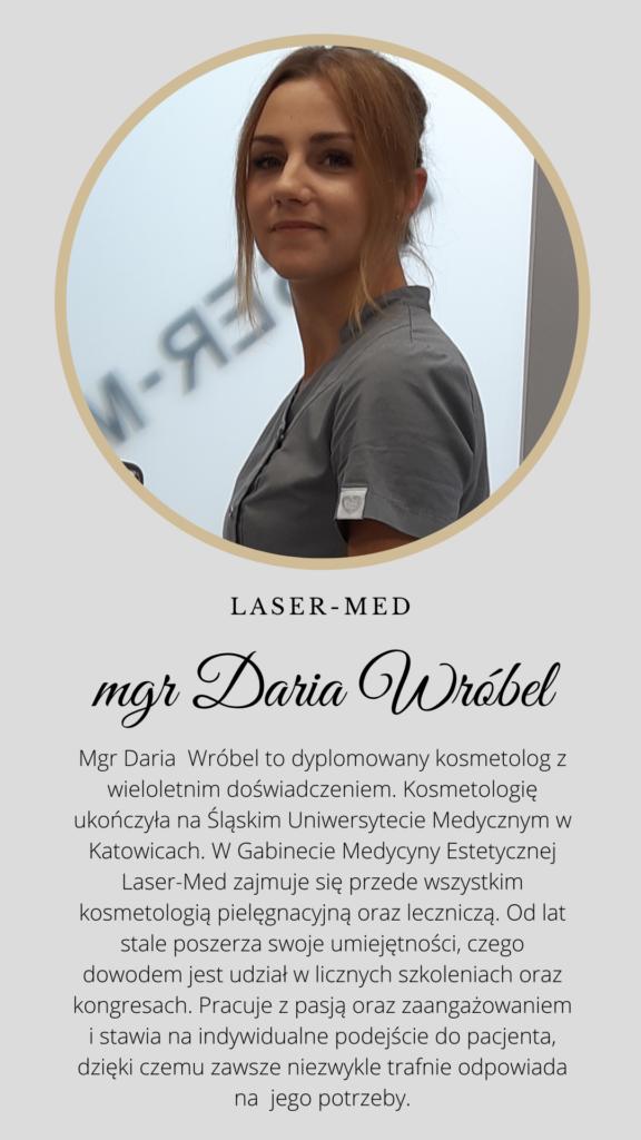 Certyfikaty Daria Wróbel