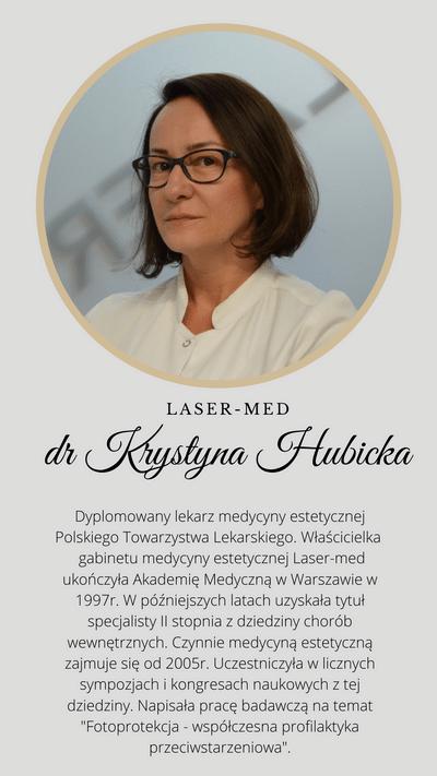 Certyfikaty Krystyna Hubicka